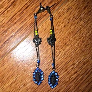 Jewelry - Iosselliani Aries Ram Earrings